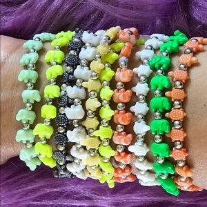 Trescool Trrtlz Elephantz Bracelets